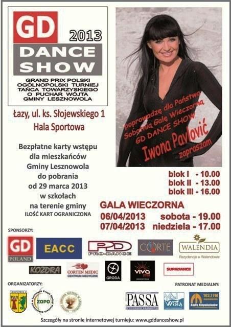 www plakat GD DS 2013