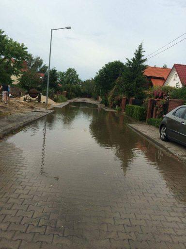 ulica Różana
